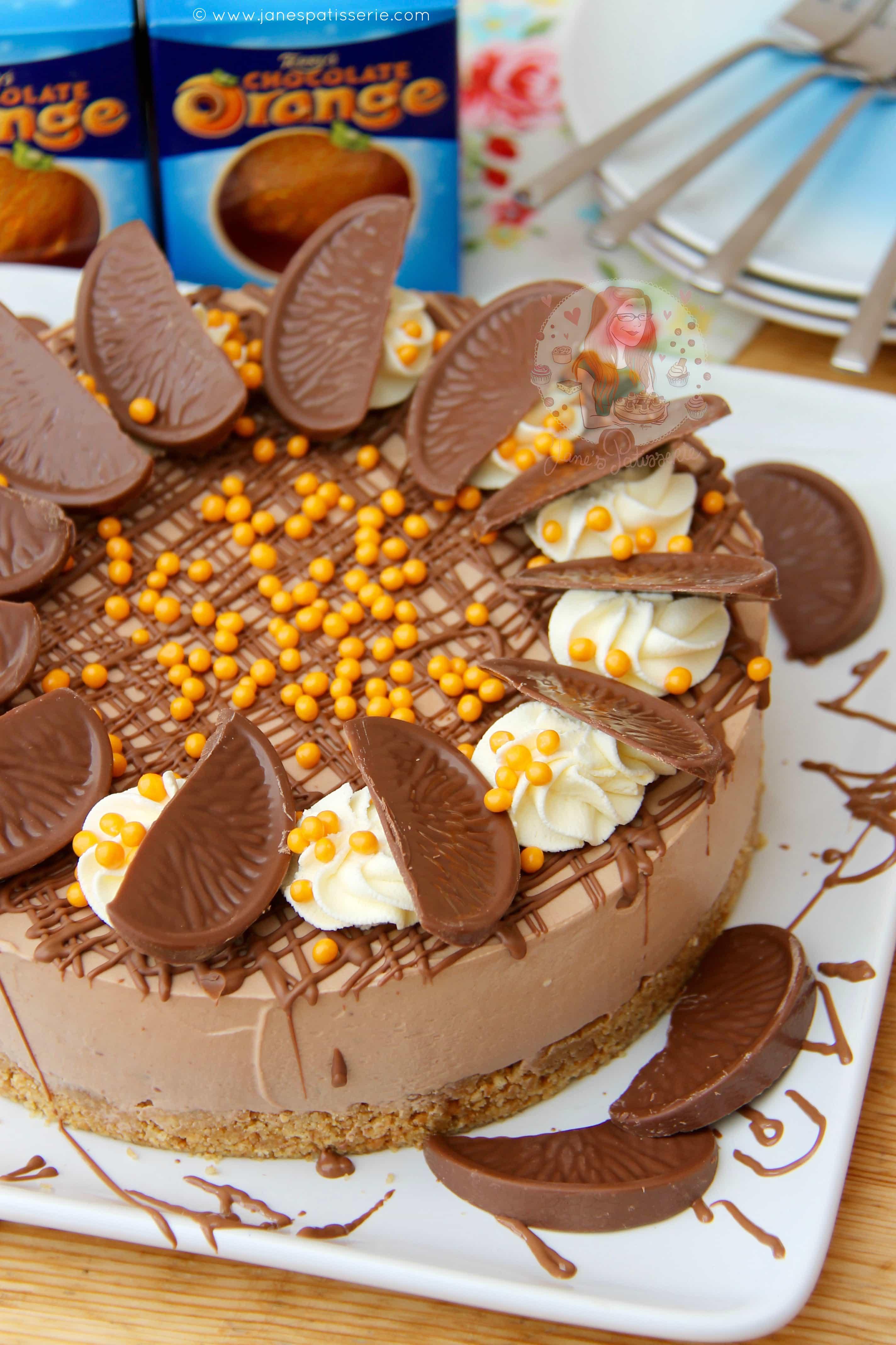 How To Bake Orange Cake