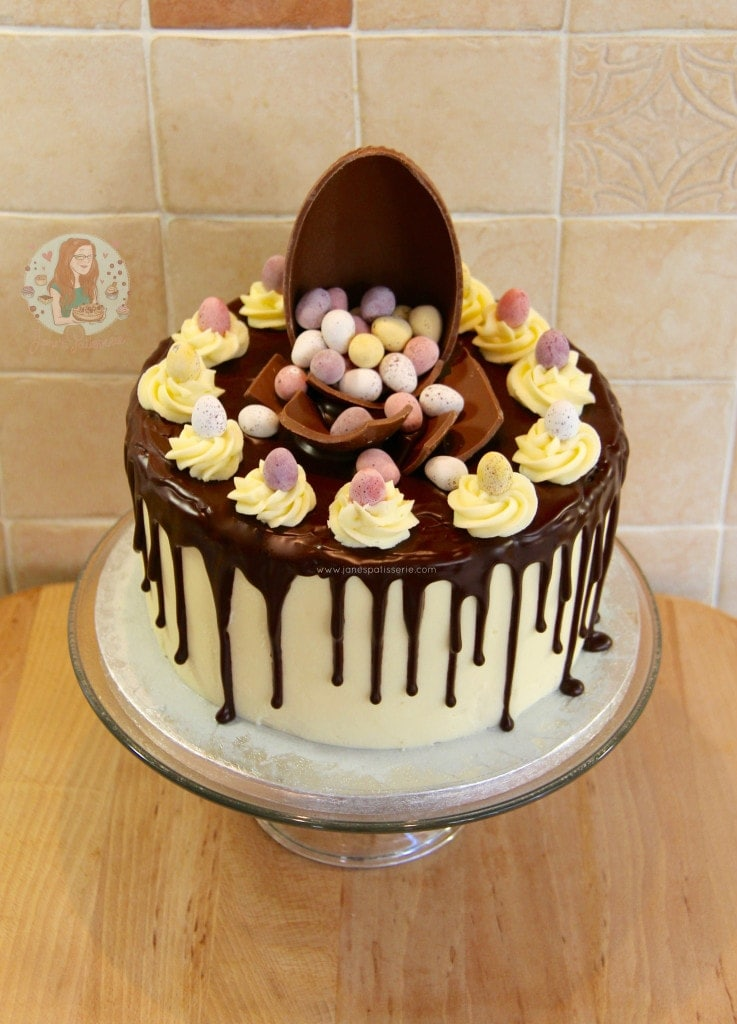 Mini Egg Cake Jane S Patisserie