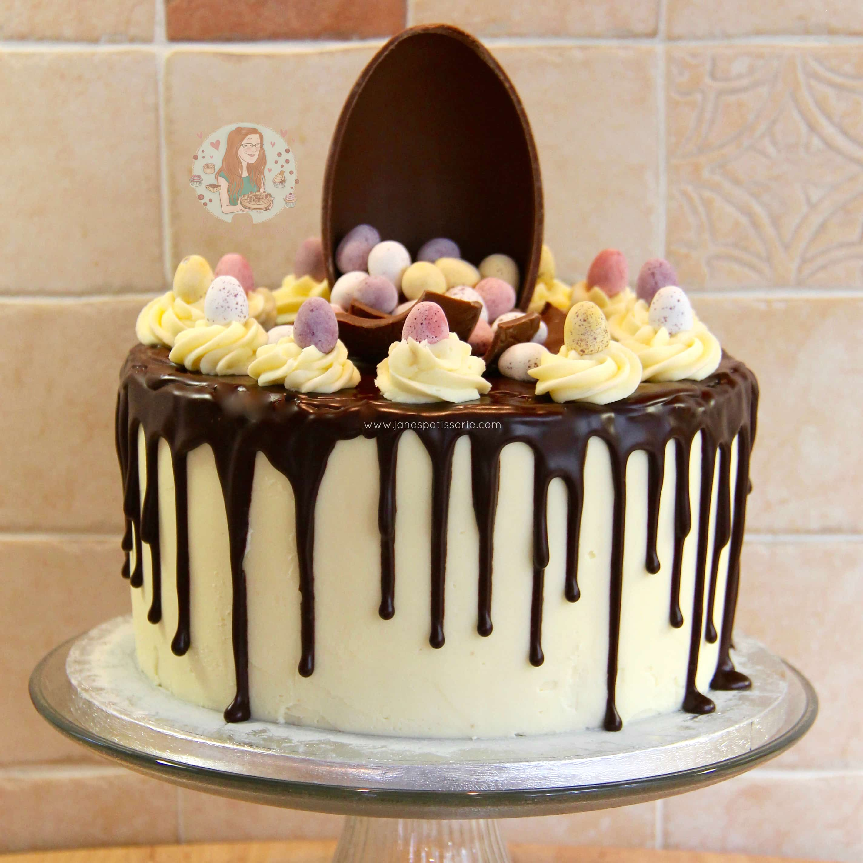 Easter Wedding Cake Designs