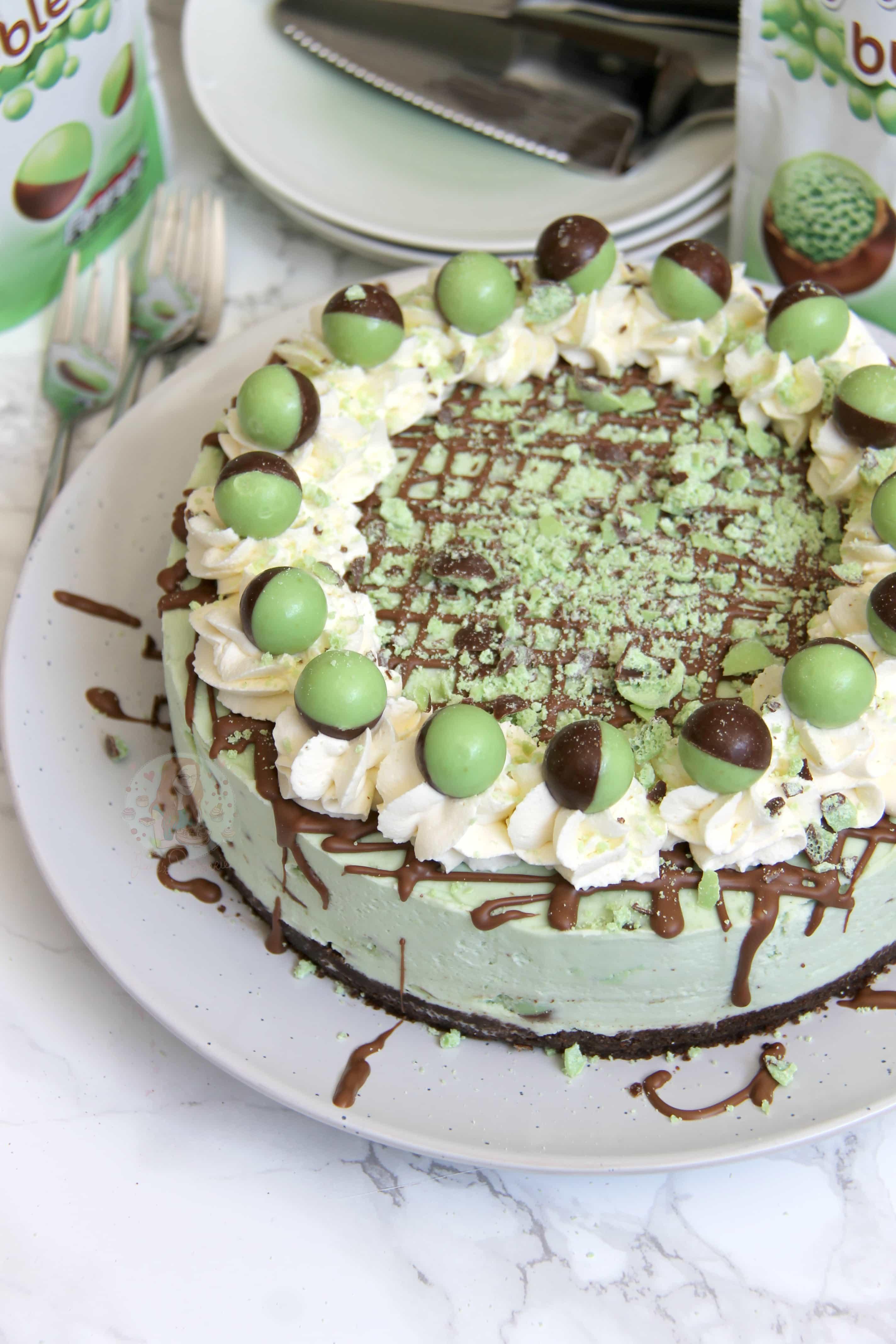 Mint Brownies Recipe Vegan