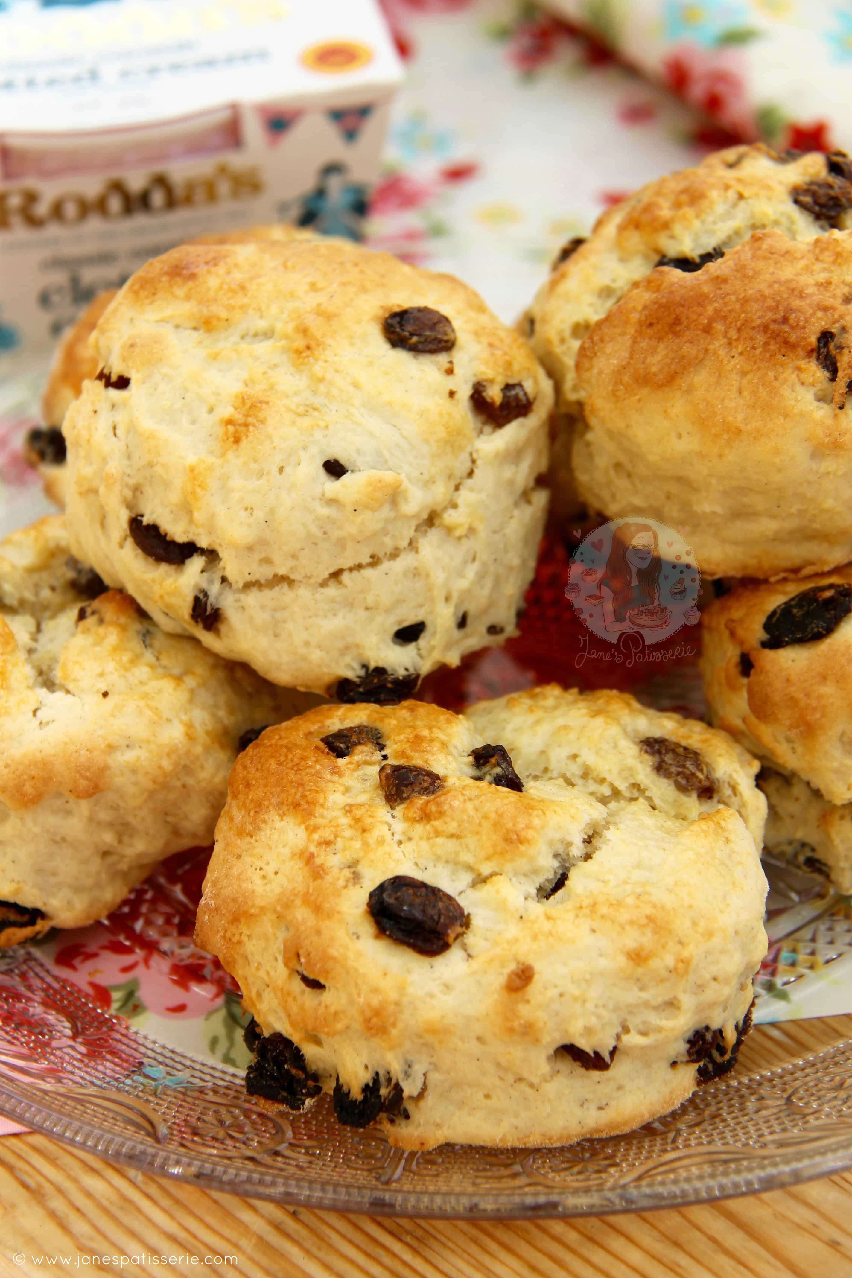 Fruit Scones! - Jane's Patisserie