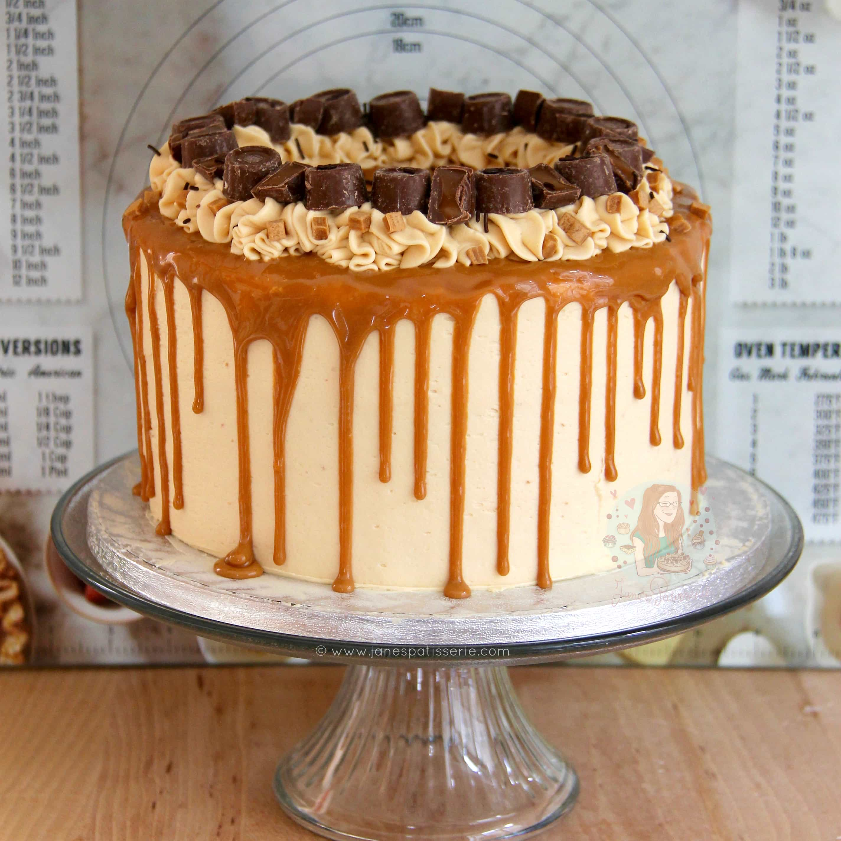Cake Caramel Decoration