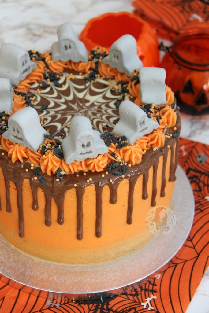 Chocolate Mousse Cake (easy & vegan) - Klara`s Life