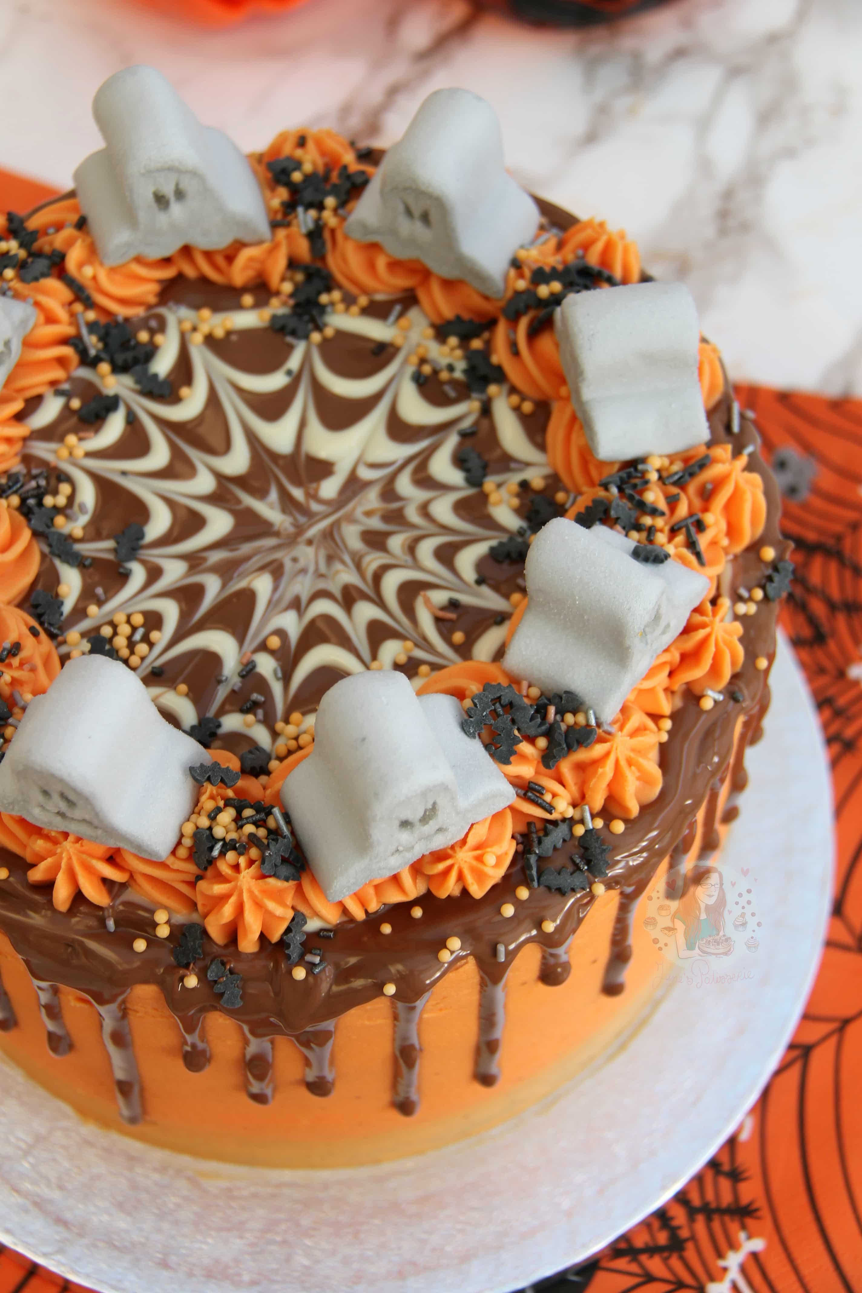 Halloween Drip Cake Jane S Patisserie