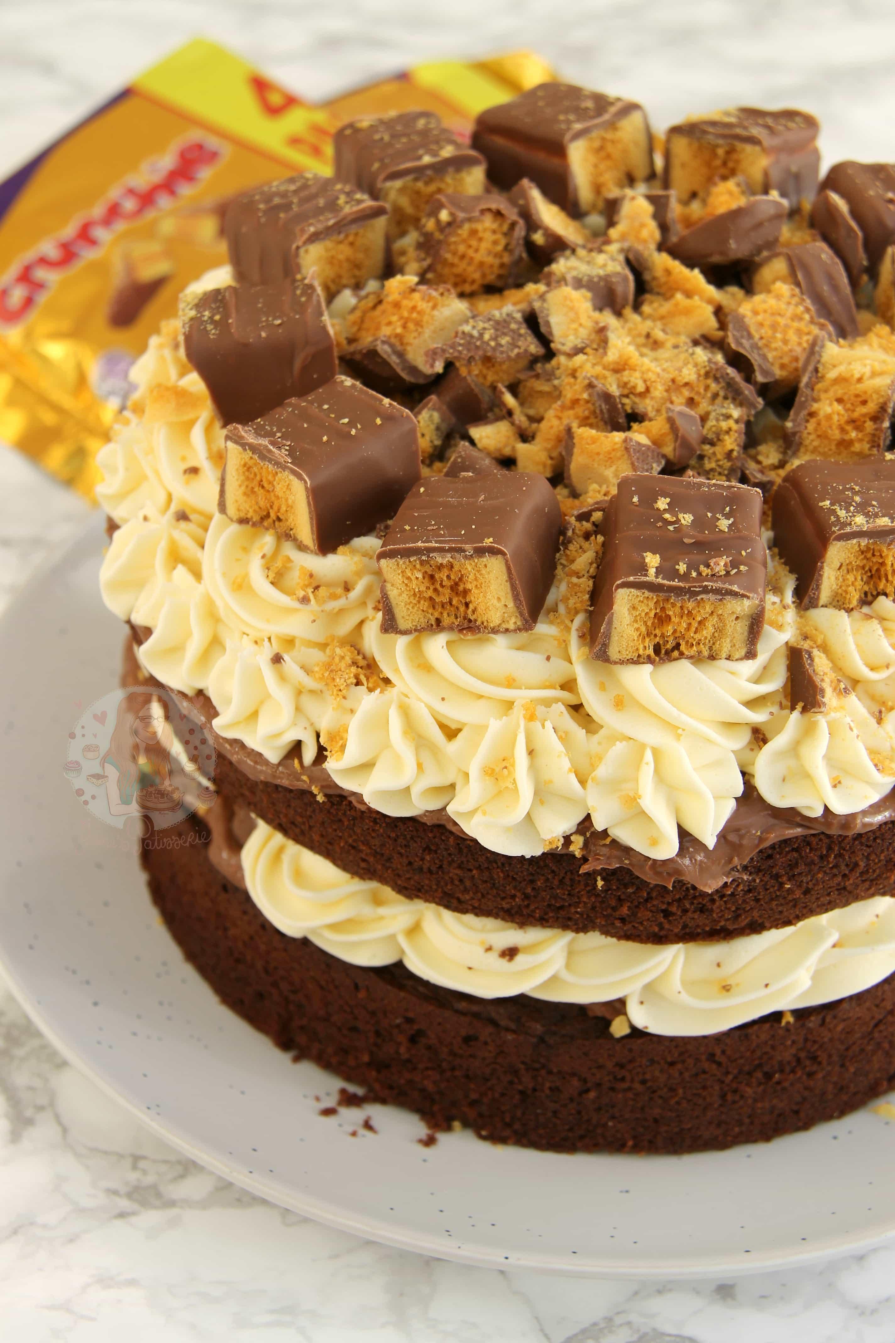 Cake Is A Lie Recipe