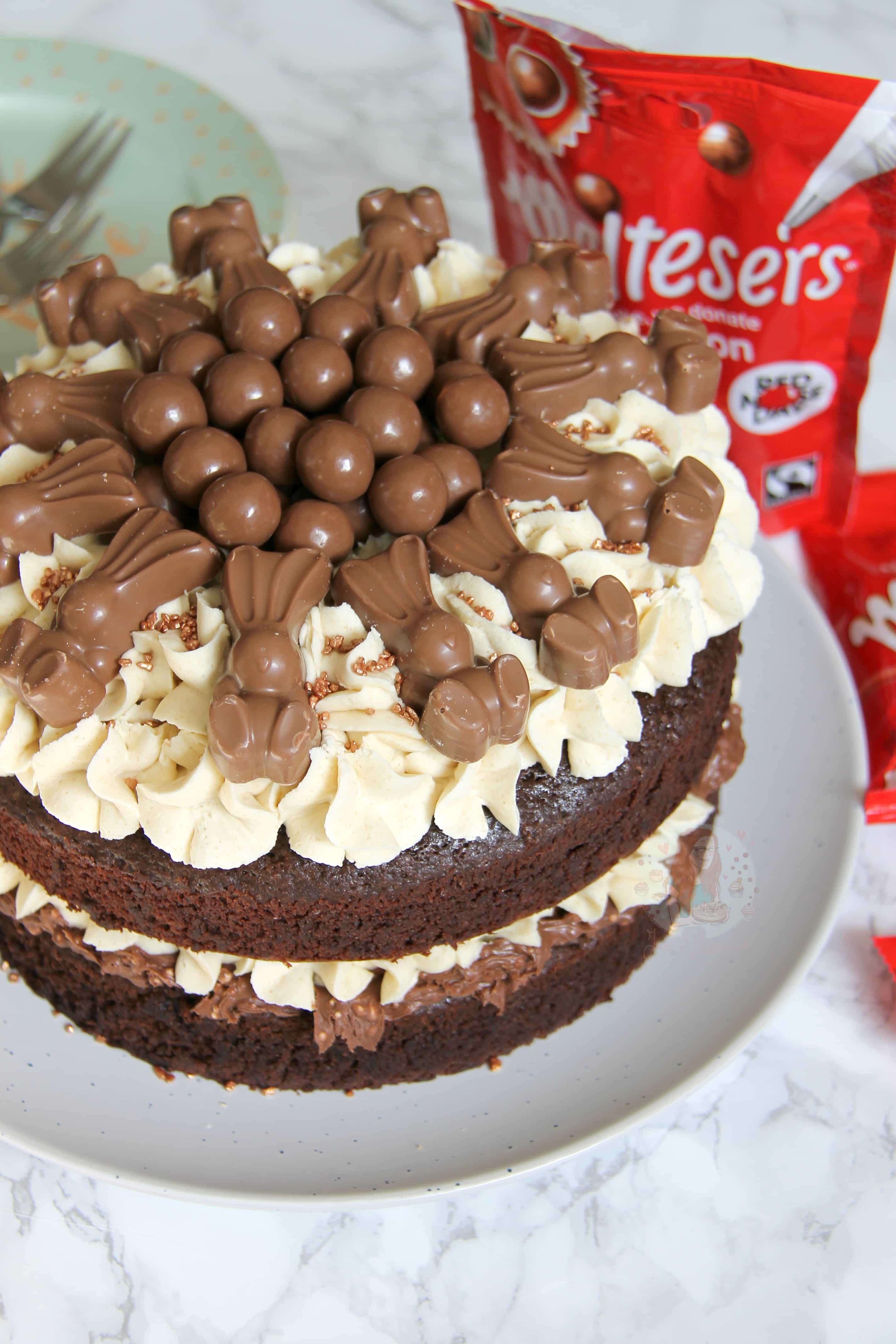 Malteser Cake Jane S Patisserie