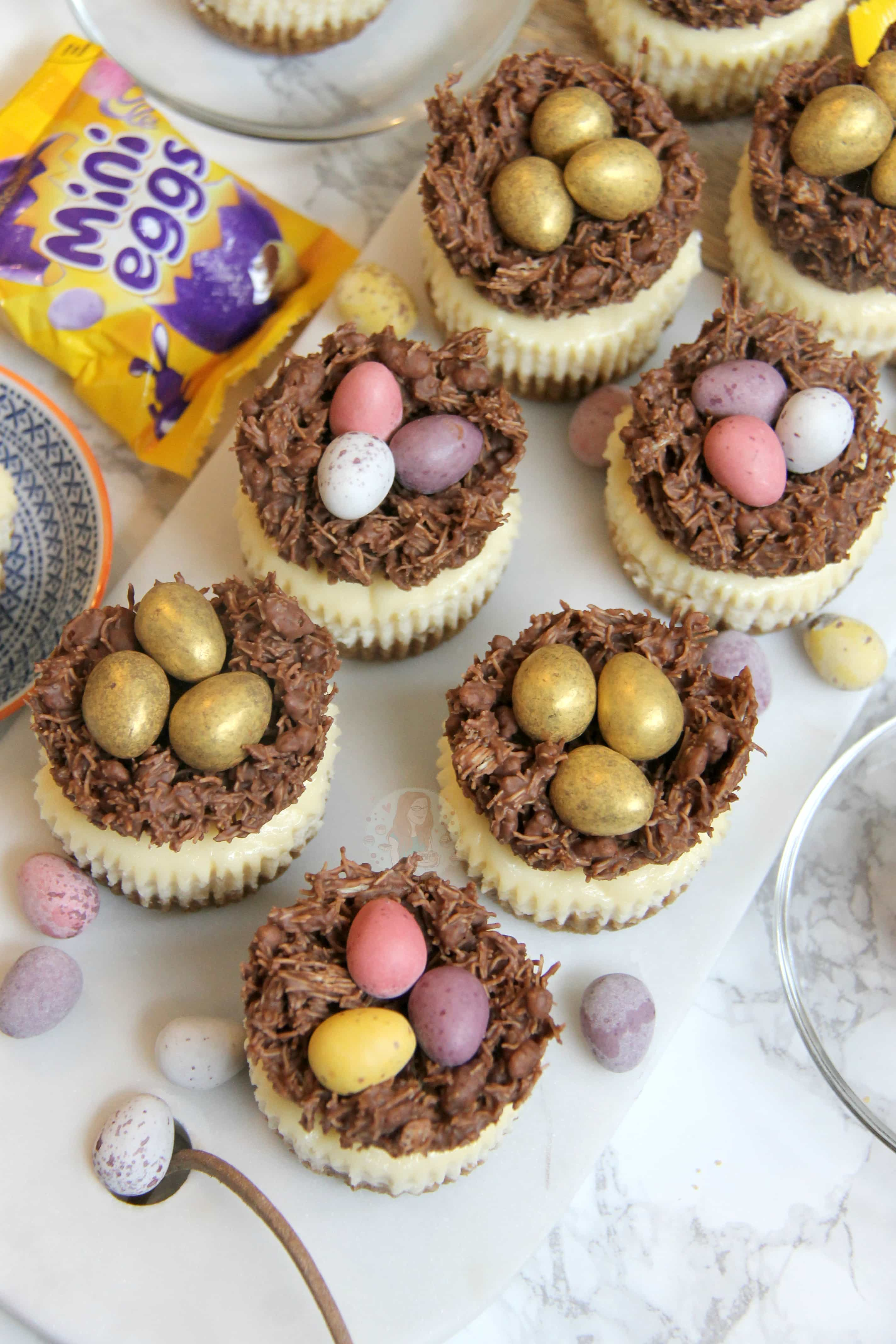 Individual Easter Nest...