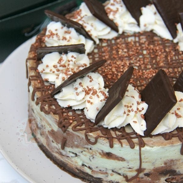 nobake after eight cheesecake janes patisserie