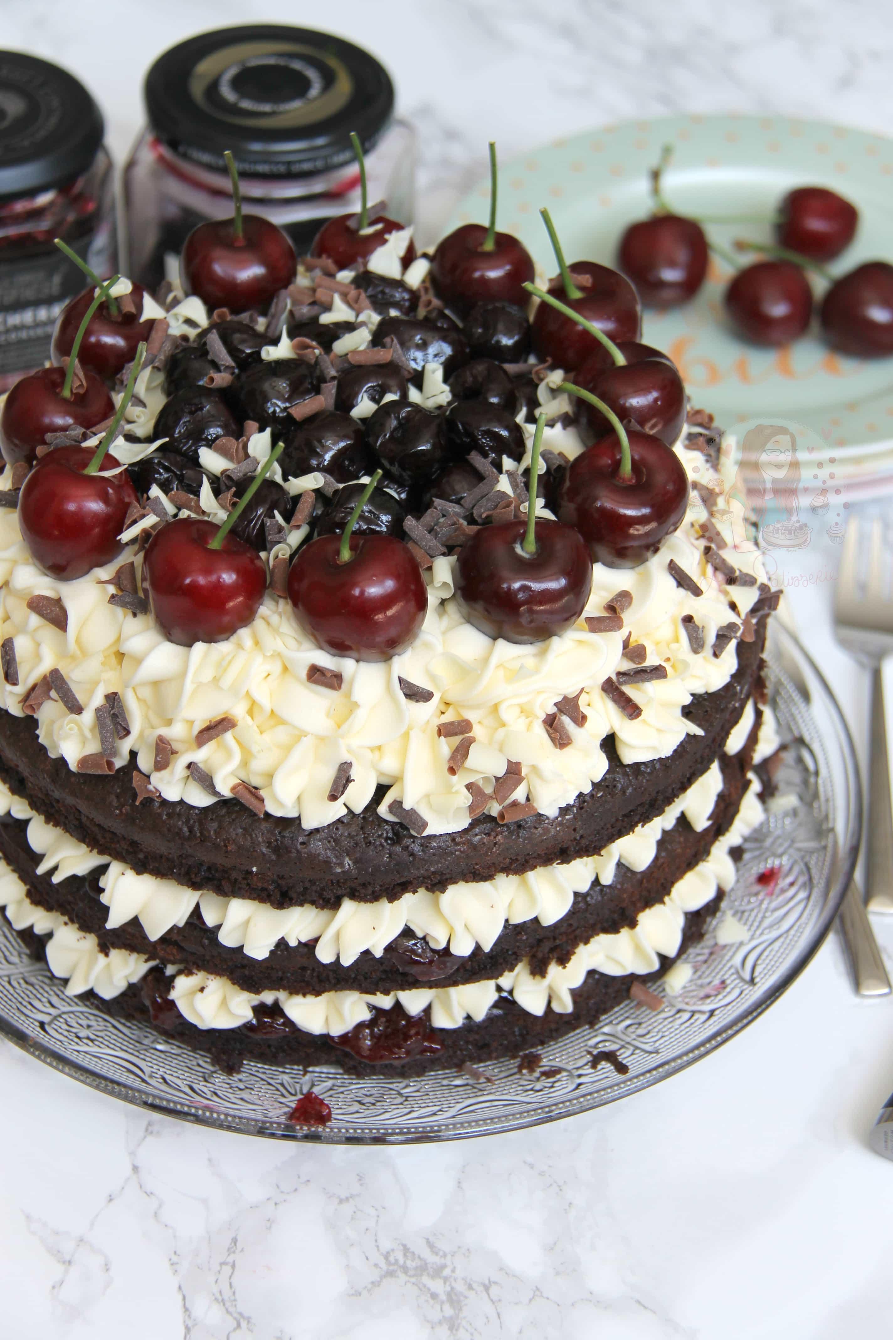 Black Forest Coffee Cherry