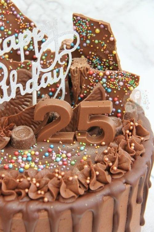 Oreo Birthday Cake Mould