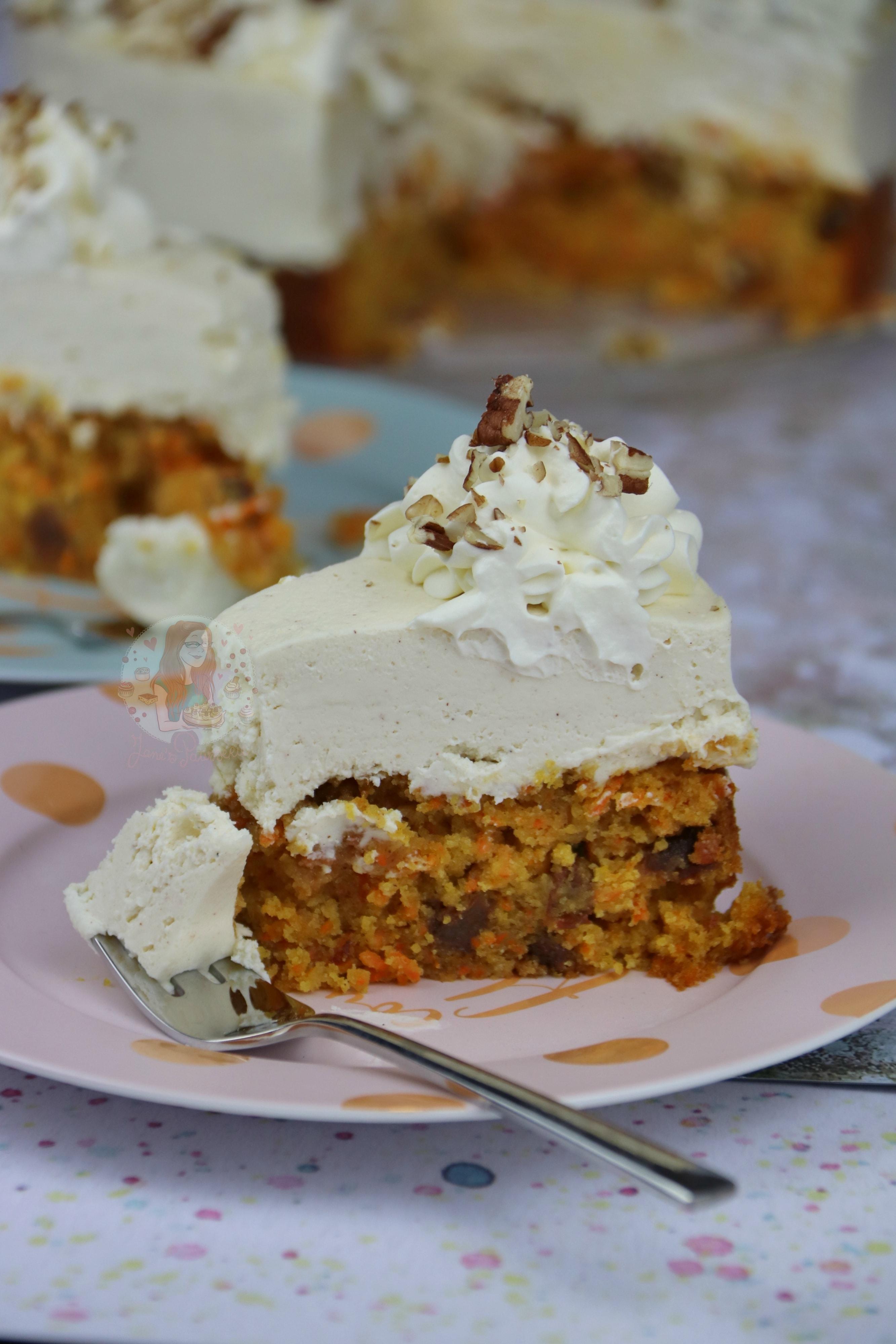 Jane S Patisserie Carrot Cake