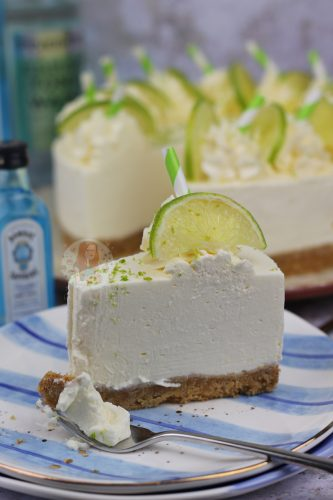 cheesecake opskrift med lime