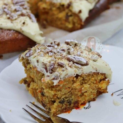 Carrot Cake Recipe No Sunflower Oil
