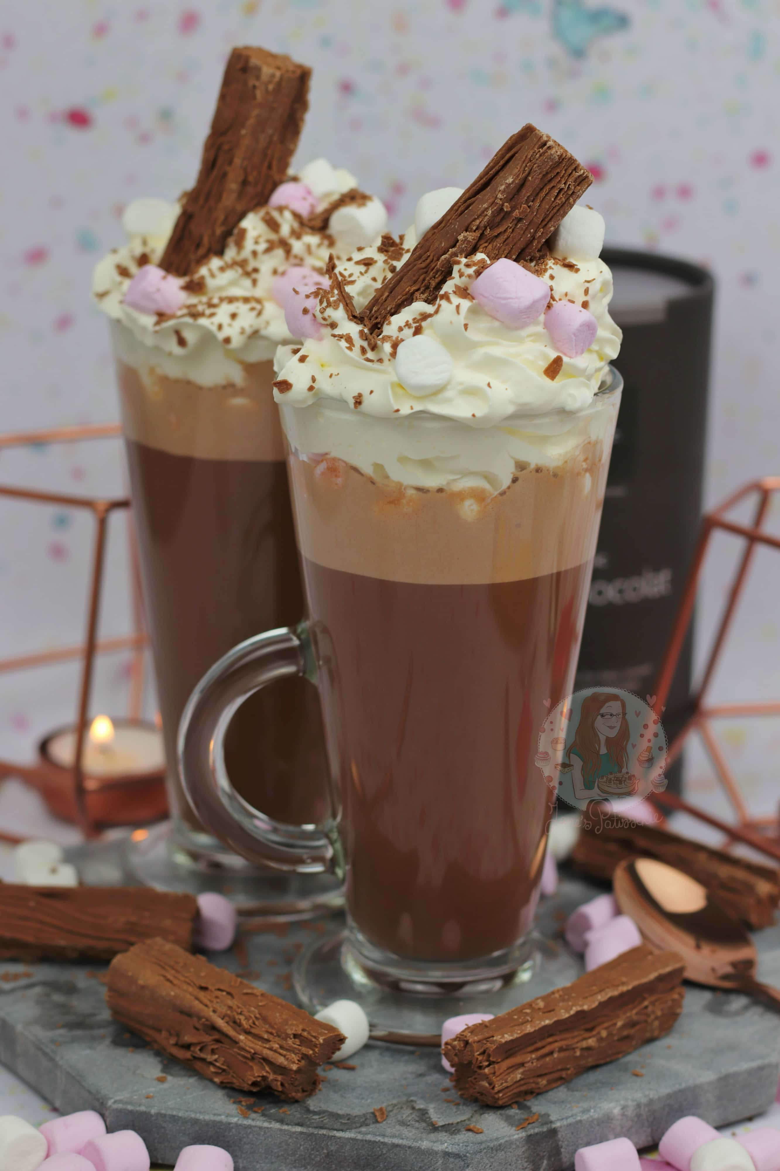 Hot Chocolate The Works