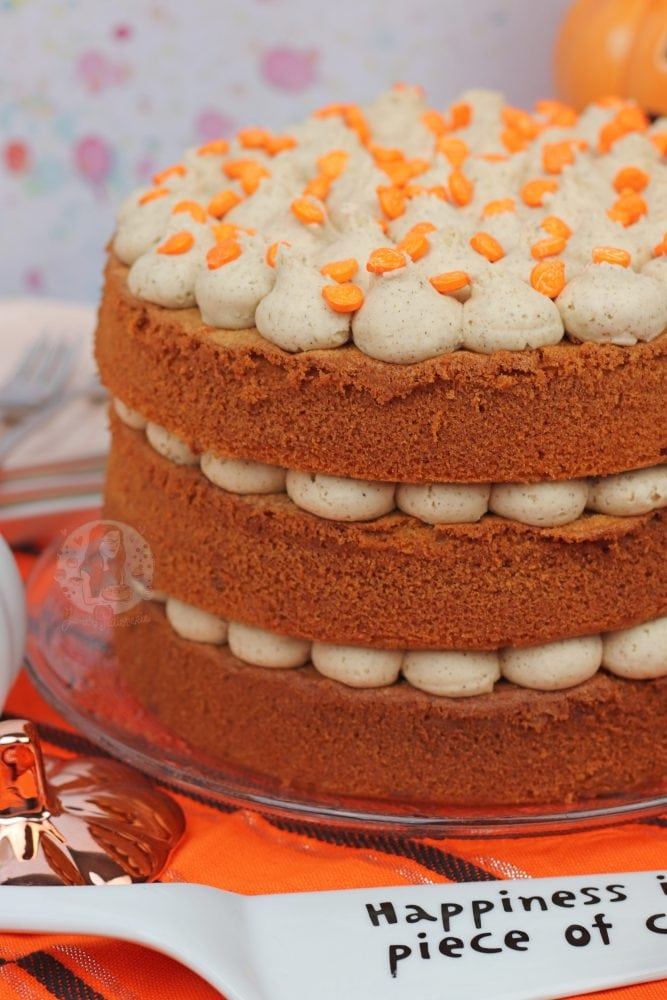 pumpkin spice latte cake jane s patisserie