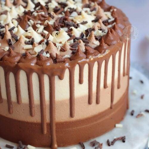Triple Chocolate Cake Jane S Patisserie